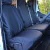 Vauxhall Movano Front Seat Covers