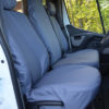 Vauxhall Movano Grey Seat Covers