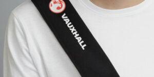Vauxhall Seat Belt Pad