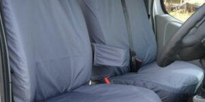 Vauxhall Vivaro Seat Covers