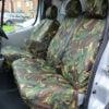 Vauxhall Vivaro Tailored Seat Covers