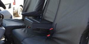 Vauxhall Vivaro Van Double Seat Cover