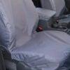 VW Amarok Front Armrest Cover