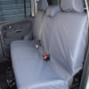 VW Amarok Rear Seat Cover