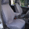 VW Amarok Tailored Front Seat Covers
