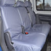 VW Caddy Seat Covers for 2nd Row