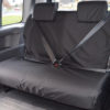 VW Caddy 3rd Row Seat Covers
