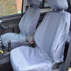 VW Caddy Grey Seat Covers