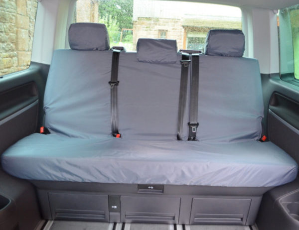 VW Caravelle 3rd Row Seat Covers
