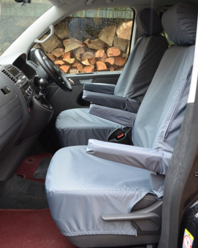 VW Caravelle Front Seat Covers