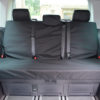 VW Caravelle T6 Back Seat Covers