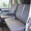 VW T5 Black Seat Covers
