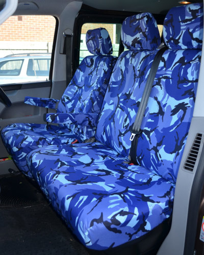VW T5 Tailored Seat Covers