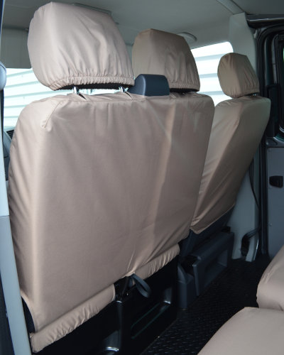 VW Transporter Beige Front Seat Cover