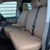 VW Transporter Cream Front Seat Cover