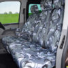 VW Transporter Camo Seat Covers
