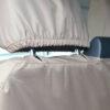 VW Transporter Tailored Headrest Covers