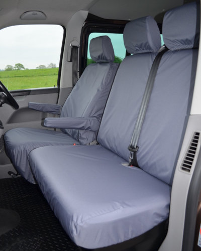 VW Transporter Tailored Seat Covers