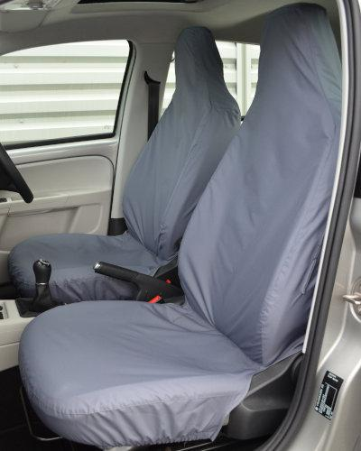 VW up Front Seat Covers - Grey