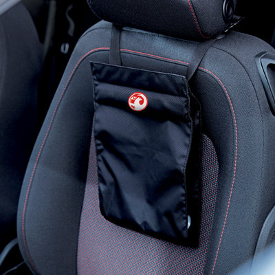 Vauxhall Interior Bin with Liners