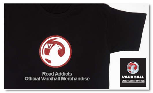 Vauxhall Merchandise