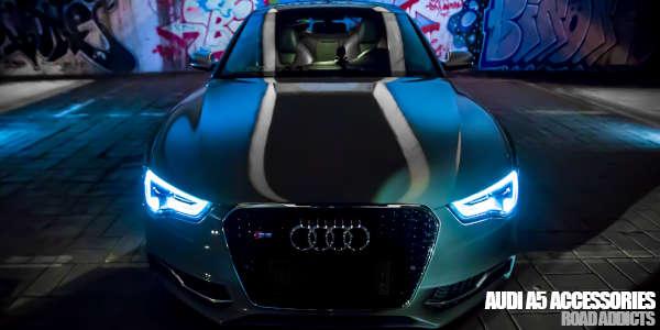 Audi A5 Accessories
