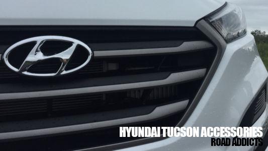 Hyundai Tucson Accessories
