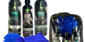 Alloy Wheel and Tyre Cleaning Kit