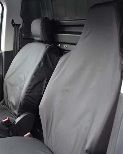 Combo Seat Covers Integrated Headrest