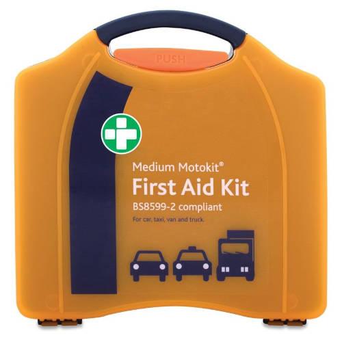First Aid Kit Motoring Medium Case