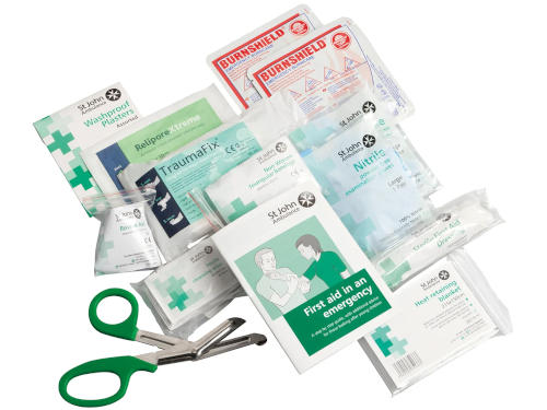 Motoring First Aid Kit Contents