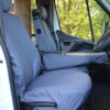 Renault Master Grey Front Seat Covers