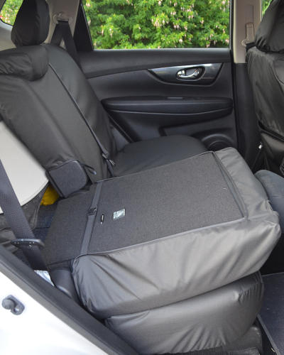 Tailored Seat Covers for Dacia Duster