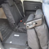 Vauxhall Combo D Crew Van Black Seat Covers
