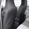 VW up Tailored Seat Covers - Black